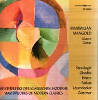 Maximilian Mangold - Meisterwerke der klassischen Moderne