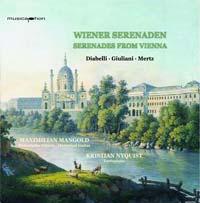 Maximilian Mangold - Wiener Serenade
