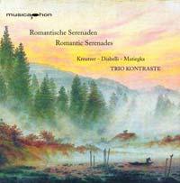 Maximilian Mangold - Romantische Serenaden