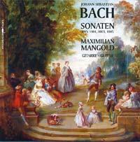 Johann Sebastian Bach - Sonaten BWV 1001, 1003, 1005