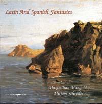 Maximilian Mangold - Latin & Spanish Fantasies