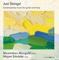 Maximilian Mangold - Just Strings