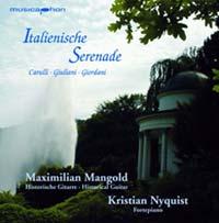 Maximilian-Mangold - Italienische Serenade