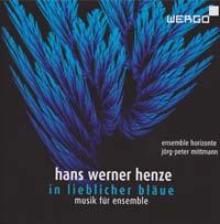 Hans Werner Henze - In lieblicher Bläue