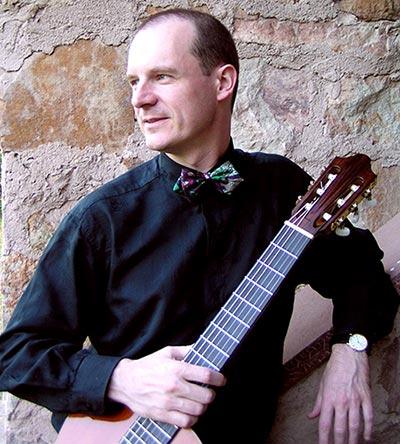 Maximilian Mangold - Klassiche Gitarre